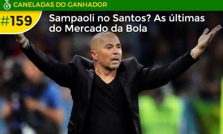 Sampaoli no Santos