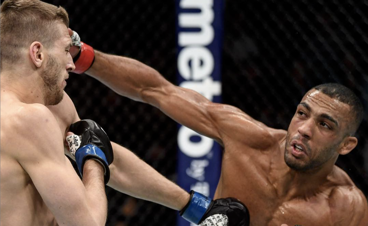 Edson Barboza Vs Dan Hooker - UFC Fight Night Milwaukee