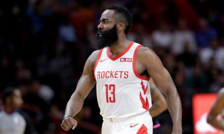James Harden dos Houston Rockets