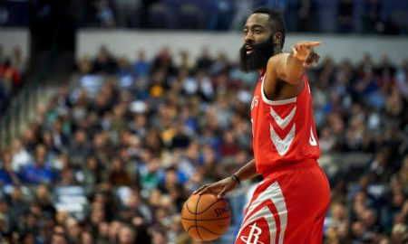 James Harden dos Houston Rockts