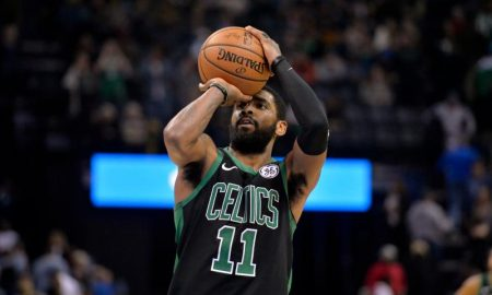 Kyrie Irving dos Boston Celtics
