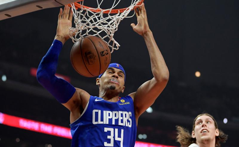 Tobias Harris dos Los Angeles Clippers