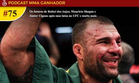 Podcast MMA Ganhador 75 - Mauricio Shogun