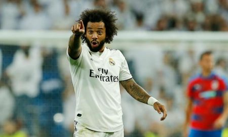 Marcelo do Real Madrid