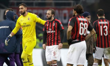 Gonzalo Higuaín do Milan
