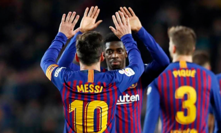 Levante x Barcelona
