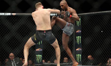 Jon Jones nocauteou Alexander Gustafsson no UFC 232