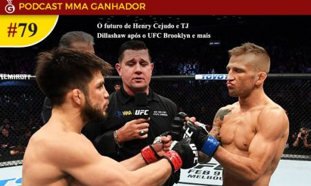 Podcast MMA Ganhador 79 - UFC Brooklyn