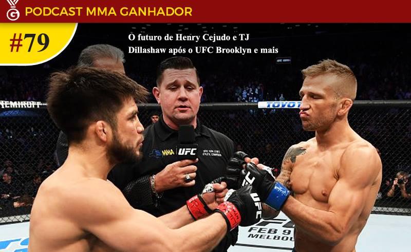 Podcast MMA Ganhador 79 – UFC Brooklyn