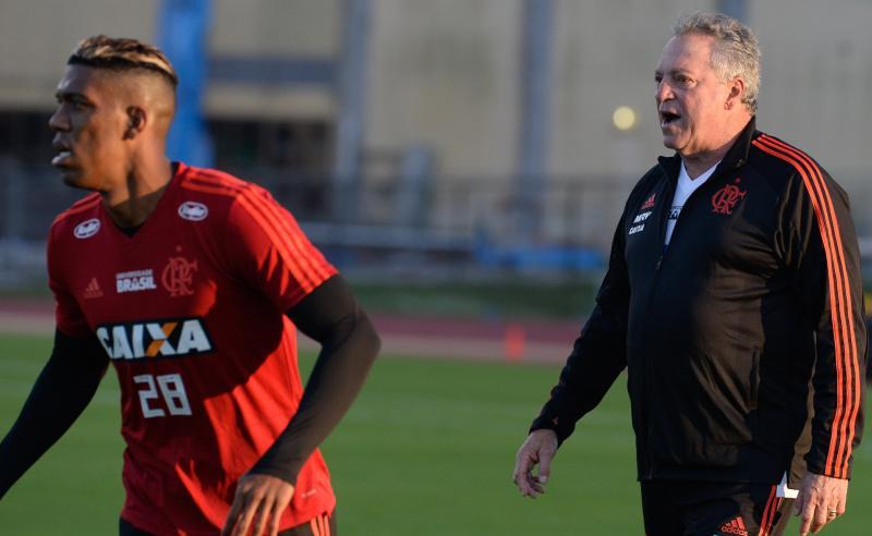 Abel Braga do Flamengo