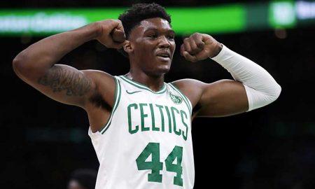 Robert Williams dos Boston Celtics