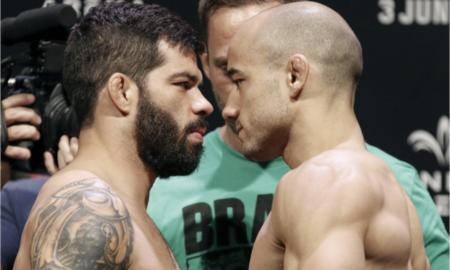 Raphael Assunção x Marlon Moraes - UFC Rio