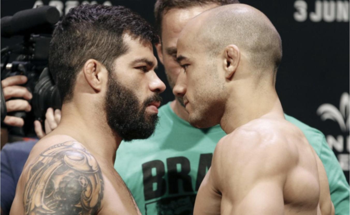 Raphael Assunção x Marlon Moraes – UFC Rio