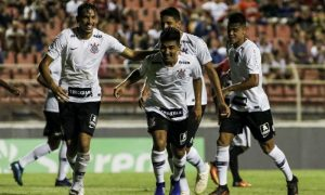 Equipe sub20 do Corinthians