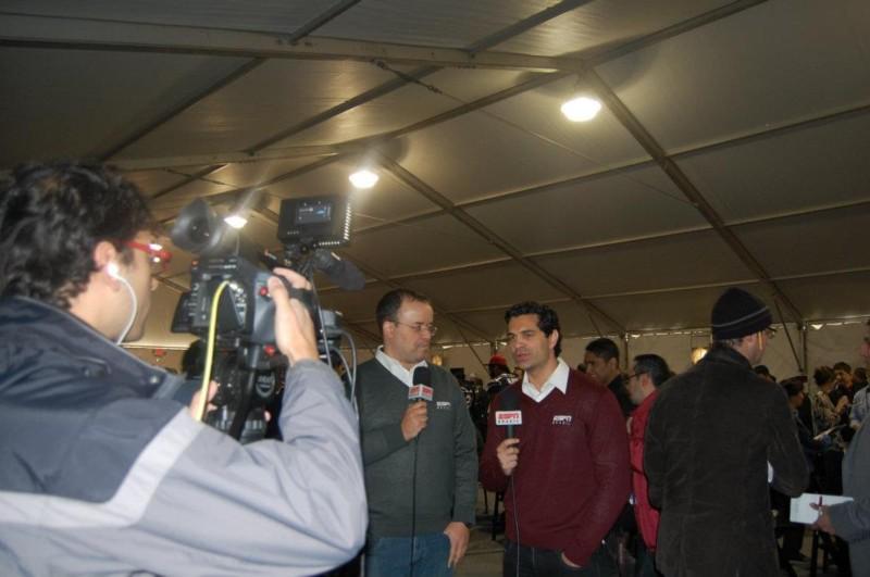 Paulo Antunes cobre o Super Bowl