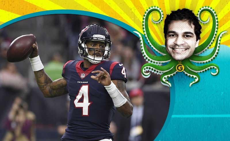 Deshaun Watson dos Houston Texans