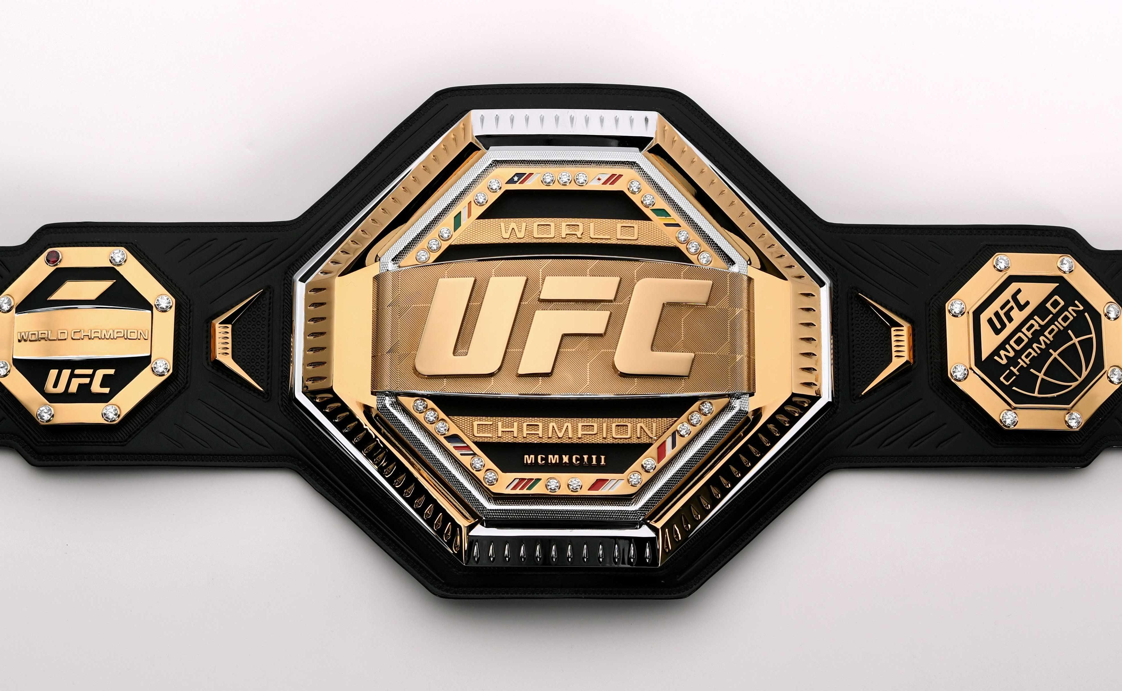 Novo UFC Legacy Championship