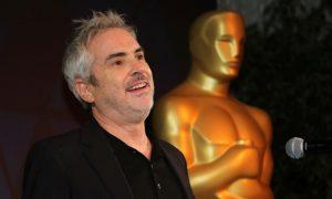 Alfonso Cuarón, diretor de Roma