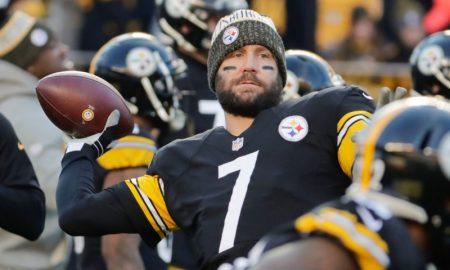 Ben Roethlisberger dos Pittsburgh Steelers