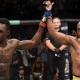 Anderson Silva foi derrotado por Israel Adesanya na luta principal do UFC 234, em Melbourne, Austrália