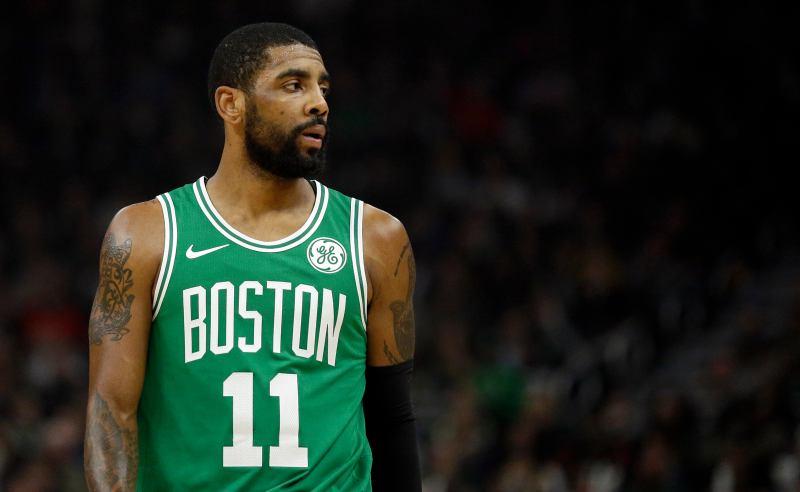 Kyrie Irving dos Boston Celtics