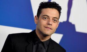 Rami Malek ator indicado ao Oscar