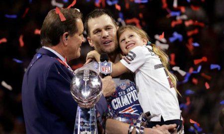 Tom Brady no Super Bowl LIII