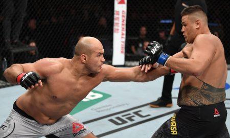 Junior Cigano é ex-campeão dos pesados do UFC