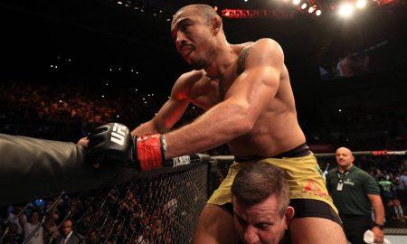 José Aldo é ex-campeão dos penas do UFC