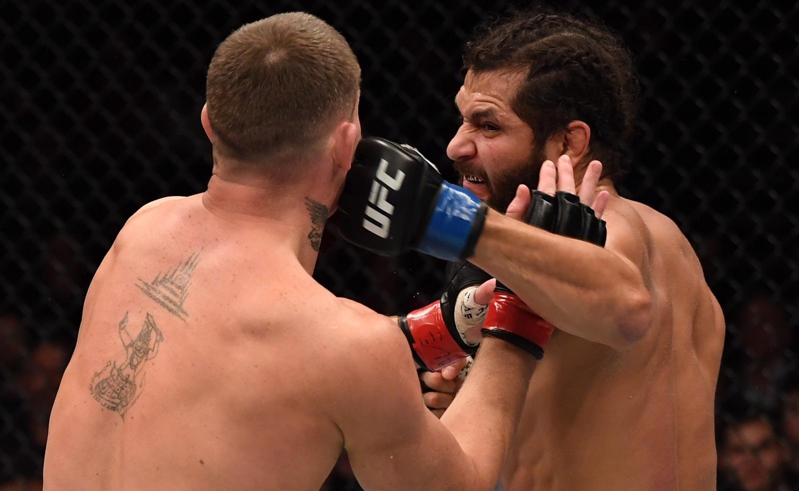 Jorge Masvidal nocauteou Darren Till na luta principal do UFC Londres