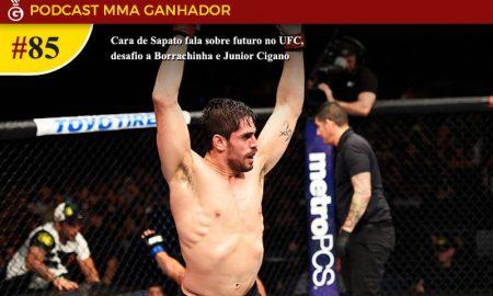 Podcast MMA Ganhador #85