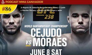 Podcast MMA Ganhador 86