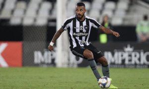 Alex Santana do Botafogo