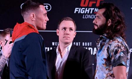 Darren Till encara Jorge Masvidal na luta principal do UFC Londres