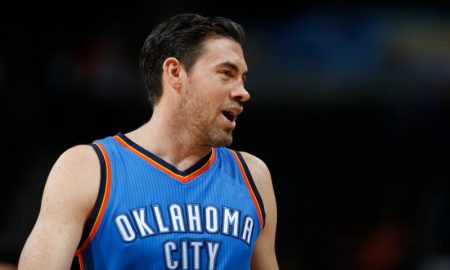 Nick Collison do Oklahoma City Thunder