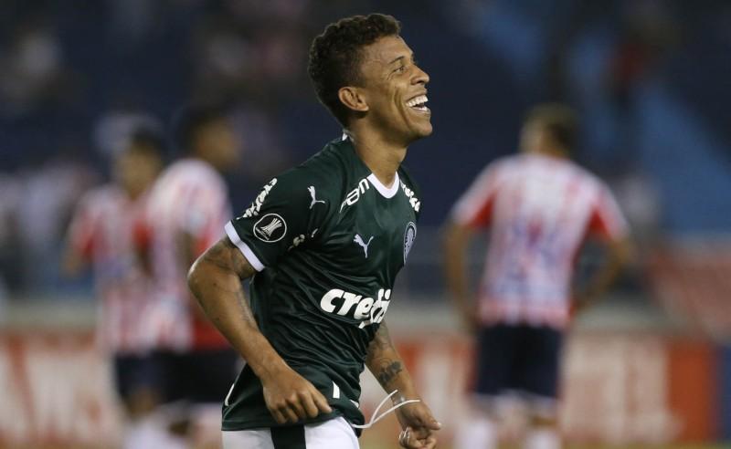 Marcos Rocha do Palmeiras