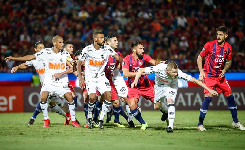 Acabou Libertadores?