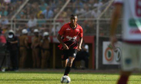 Jogador do Athletico-PR