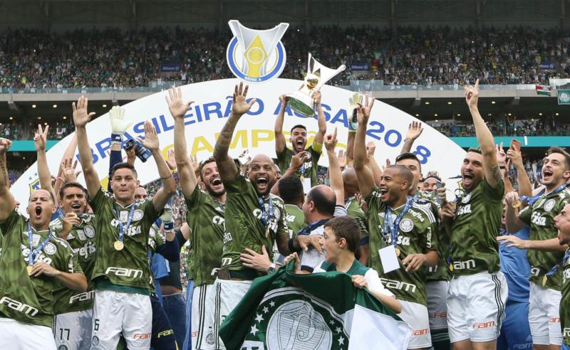 Palmeiras Campeão Brasileiro 2019