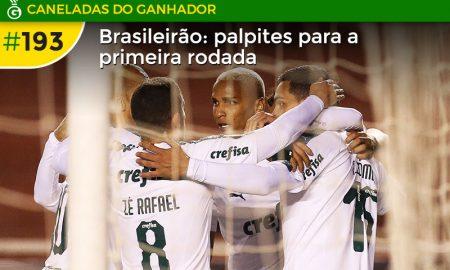 A primeira rodada do Brasileirão