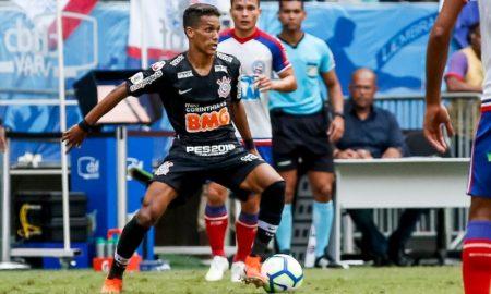 Jogador do Corinthians FC