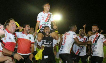 Ferroviário campeão da Série D 2018
