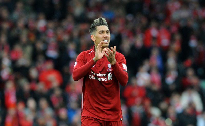 Firmino do Liverpool