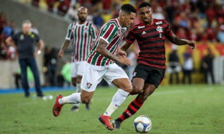 Fla-Flu pela Taça Rio