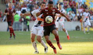 Flamengo x Vasco pelo Carioca
