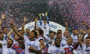 Fortaleza vencedor da Série B 2018