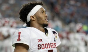 Kyler Murray quarterback do Oklahoma