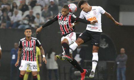 São Paulo x Corinthians em um Majestoso