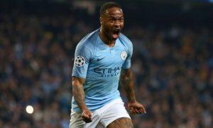 Raheem Sterling do Manchester City