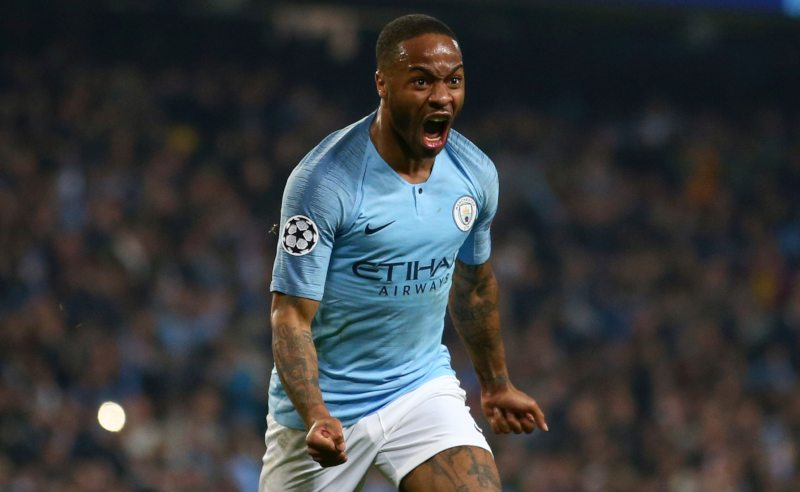 Raheem Sterling do Manchester City